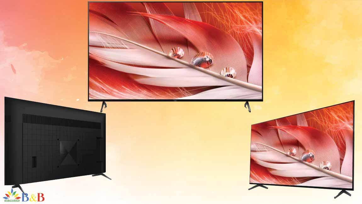 طراحی تلویزیون X9000J