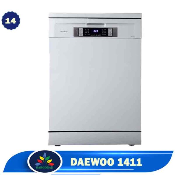 ماشین ظرفشویی 14 نفره دوو 1411
