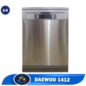 ماشین ظرفشویی 14 نفره دوو 1412