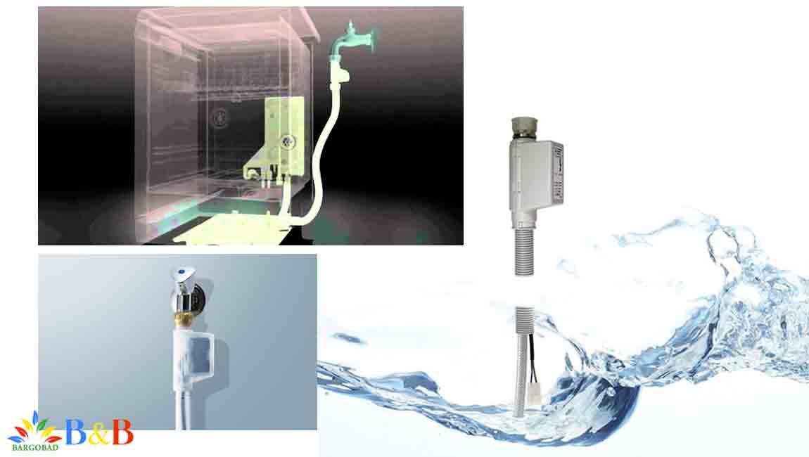 سیستم AquaStop در لباسشویی دوو 1433