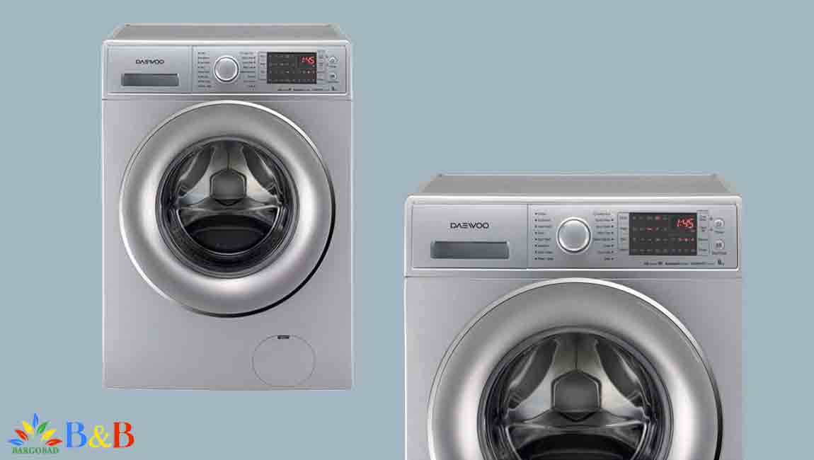 طراحی ماشین لباسشویی دوو 1433