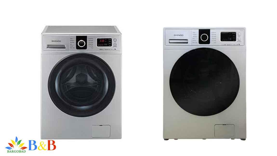 طراحی ماشین لباسشویی دوو 1443