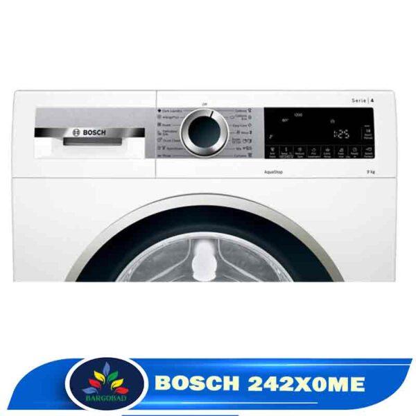 ماشین لباسشویی بوش 242X0ME