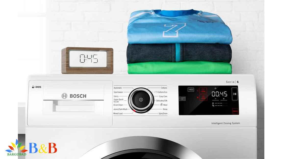 قابلیت Automatic stain در لباسشویی بوش 28590