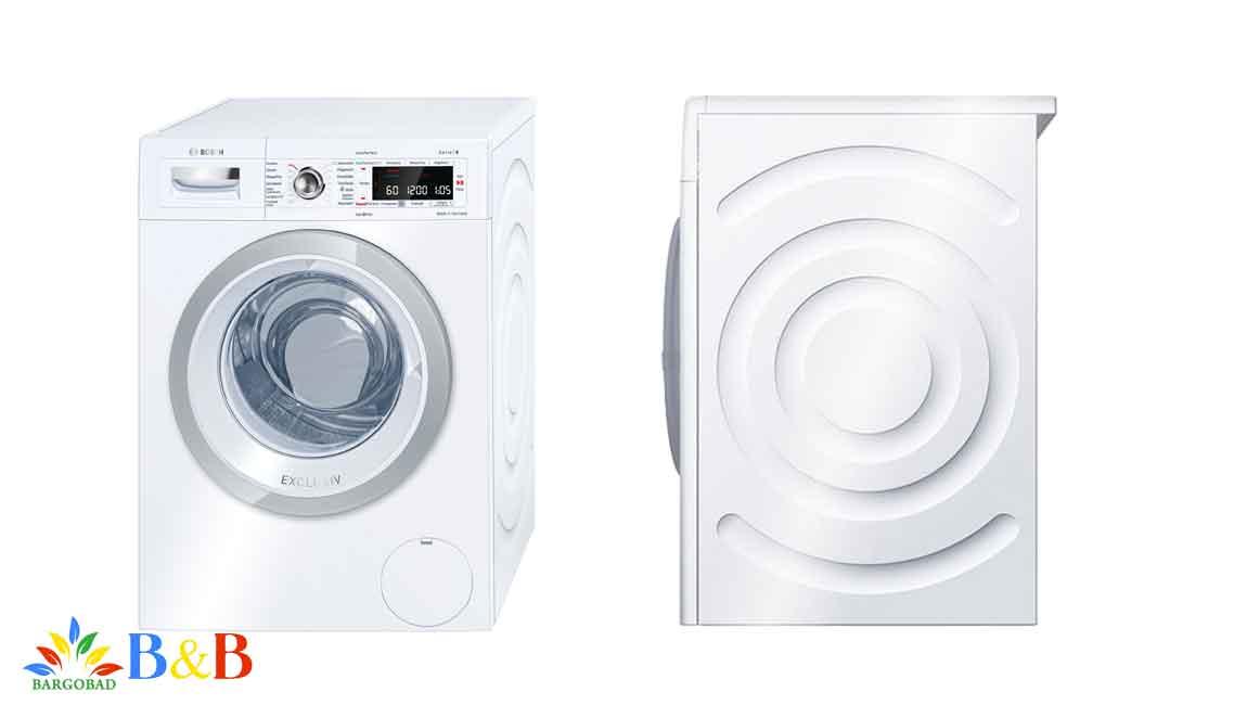 طراحی ماشین لباسشویی بوش 28590