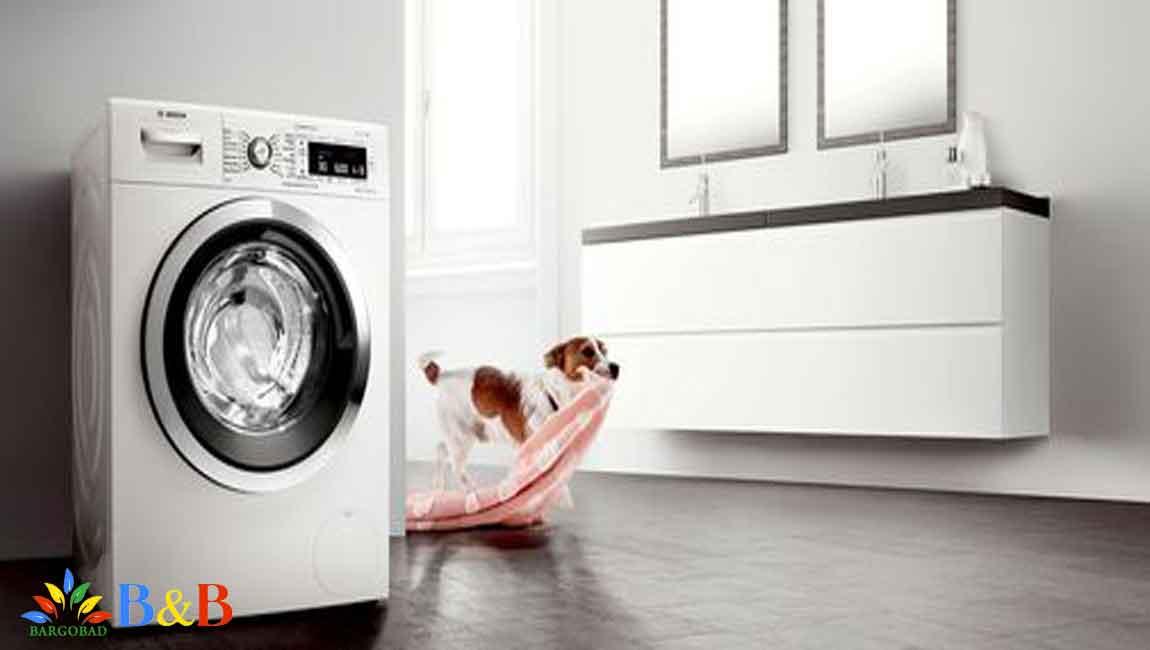 سیستم Aquastop ماشین لباسشویی بوش 28590