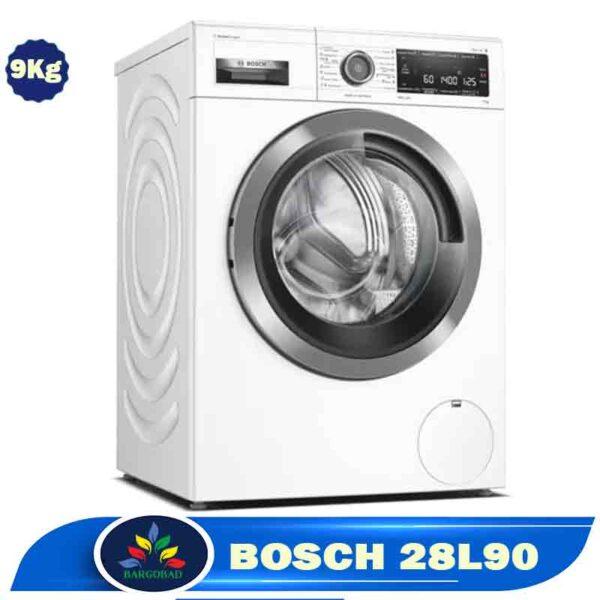 ماشین لباسشویی 9 کیلو بوش 28L90