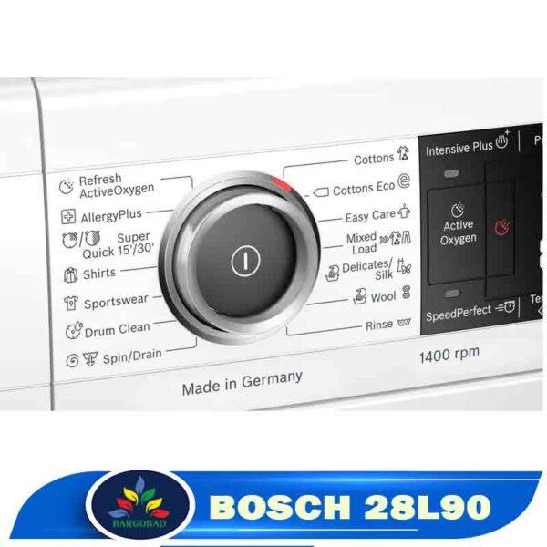 ماشین لباسشویی بوش 28L90