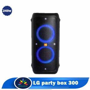 اسپیکر جی بی ال party box 300