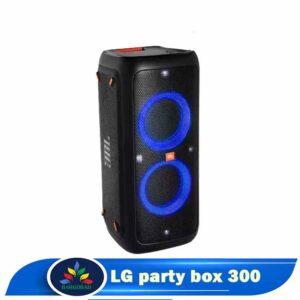 نمای دیگر اسپیکر جی بی ال party box 300