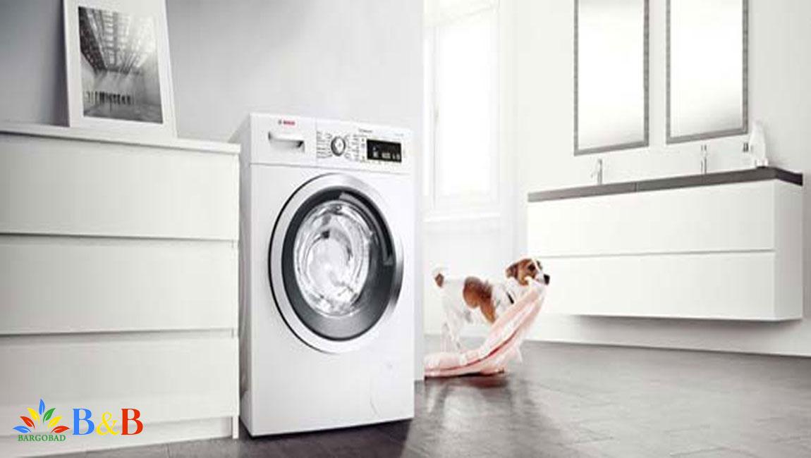 طراحی ماشین لباسشویی بوش 324DE