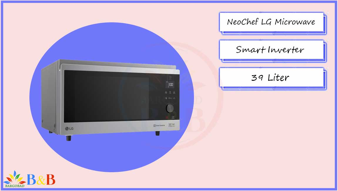 معرفی مایکروویو 39 لیتری ال جی 3965