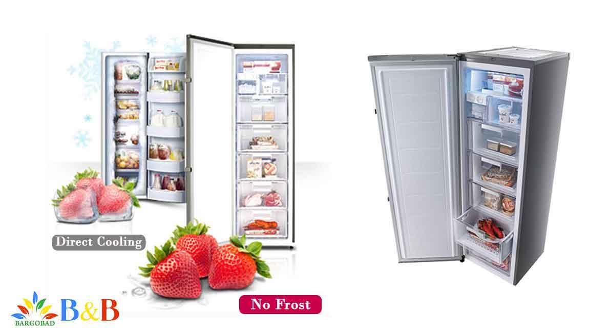 یخچال بدون برفک 401-404