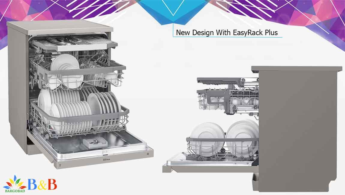 طراحی ماشین ظرفشویی ال جی 425