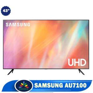 تلویزیون 43 اینچ AU7100