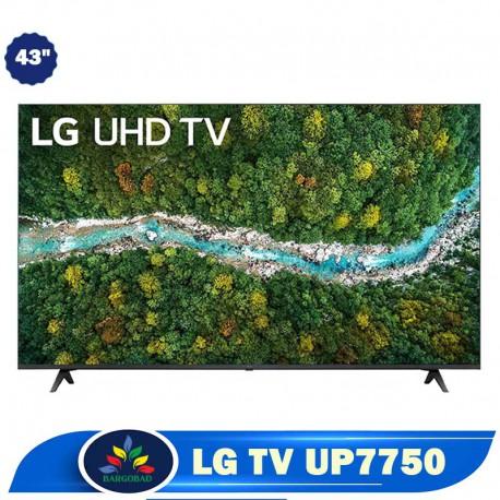 تلویزیون 43 اینچ ال جی UP7750