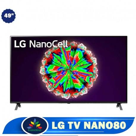 تصویر اصلی تلویزیون 49 اینچ ال جی NANO80