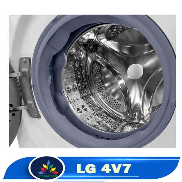 درام لباسشویی ال جی 4V7