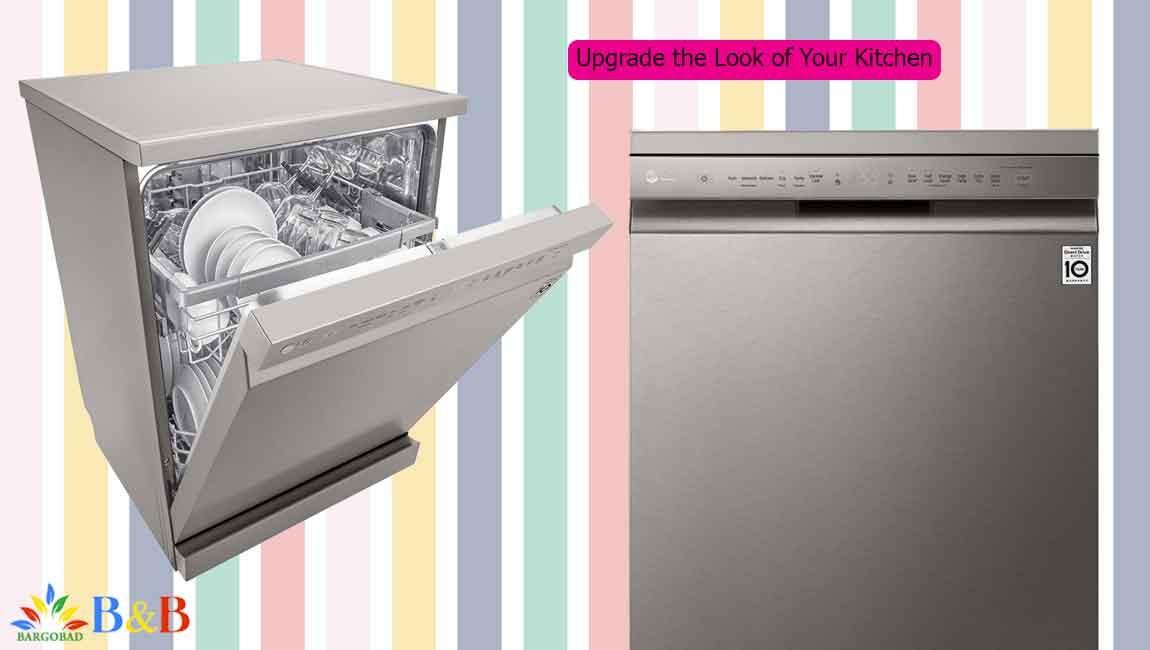 طراحی ماشین ظرفشویی ال جی 512
