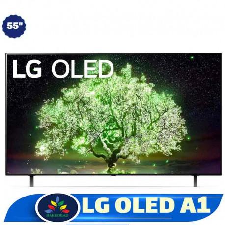 تلویزیون ۵۵ اینچ اولد ال جی A1