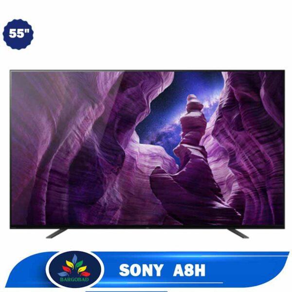 تلویزیون 55 اینچ سونی A8H