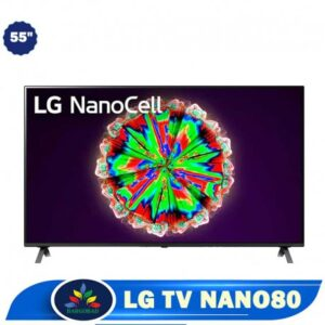 تصویر اصلی تلویزیون 55 اینچ ال جی NANO80