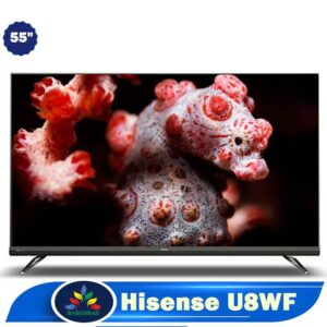تلویزیون 55 اینچ هایسنس U8WF
