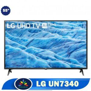 تلویزیون 55 اینچ ال جی UN7340