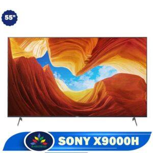 تلویزیون 55 اینچ سونی X9000H