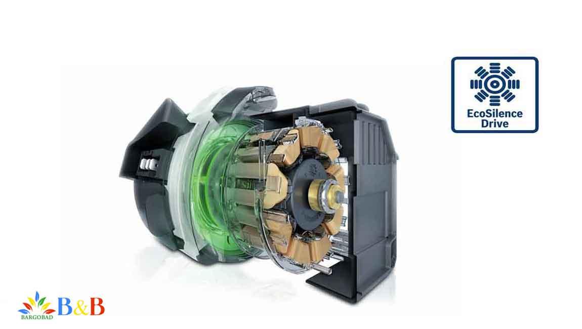 موتور قدرتمند در ماشین ظرفشویی 13 نفره بوش 46MW01