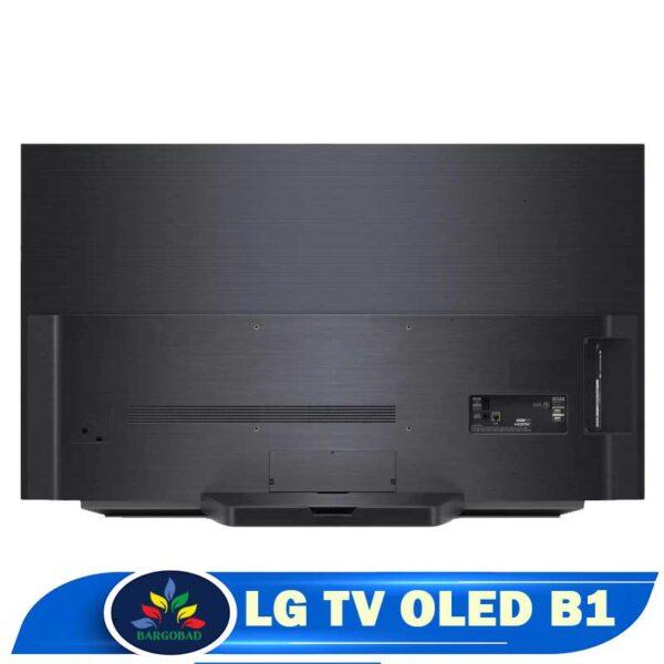 پشت تلویزیون ال جی b1
