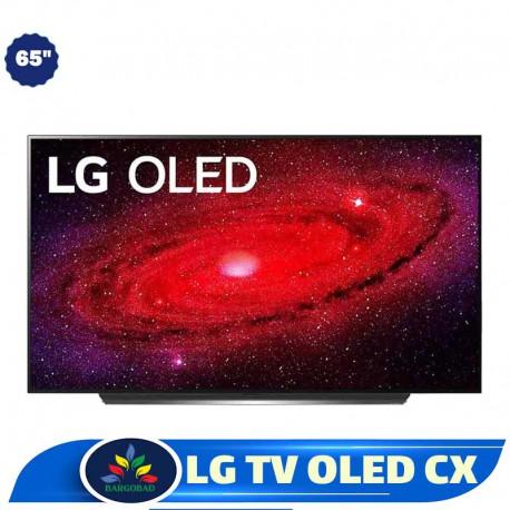 تصویر اصلی تلویزیون 65 اینچ اولد ال جی CX