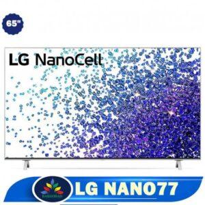 تلویزیون 65 اینچ ال جی NANO77