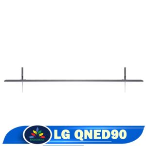 نمای بالای تلویزیون ال جی QNED90