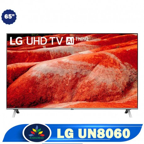 تصویر اصلی تلویزیون 65 اینچ ال جی UN8060