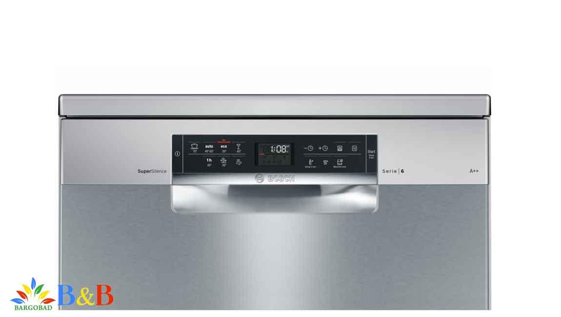 Automatic program در ظرفشویی بوش SMS67MI02T