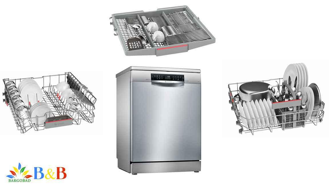 طراحی ماشین ظرفشویی بوش 67MI02T