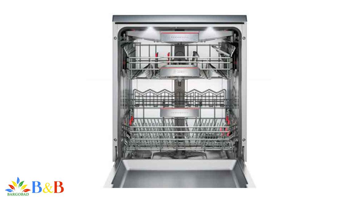 طراحی ماشین ظرفشویی بوش 46MW01
