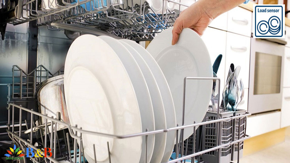قابلیت Load sensor در ماشین ظرفشویی 14 نفره بوش 68TW06E