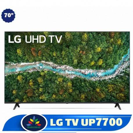 تلویزیون 70 اینچ ال جی UP7700