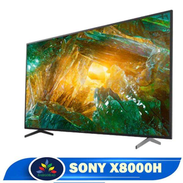تلویزیون 75 اینچ سونی 75x8000h