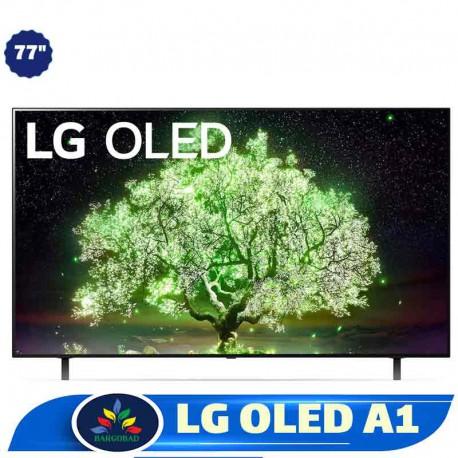 تلویزیون 77 اینچ ال جی A1