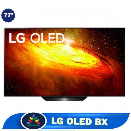 تصویر اصلی تلویزیون 77 اینچ ال جی BX