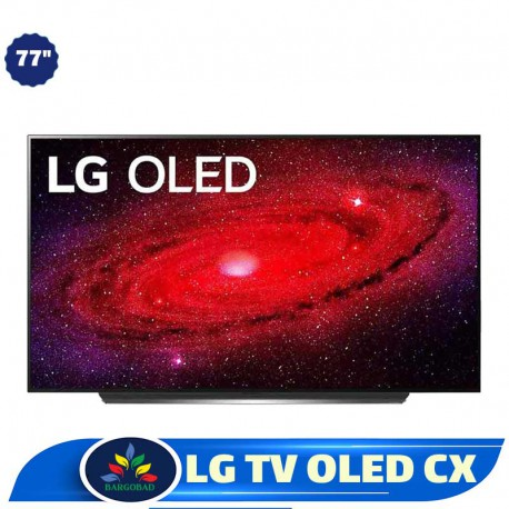 تصویر اصلی تلویزیون 77 اینچ ال جی CX