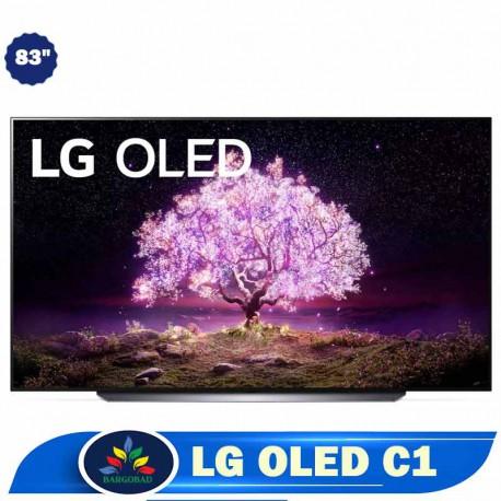 تلویزیون 83 اینچ ال جی C1