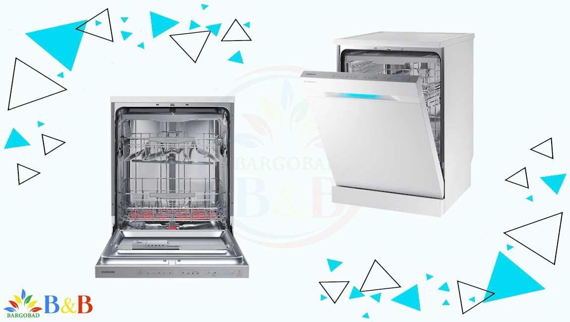 طراحی ماشین ظرفشویی سامسونگ 8550