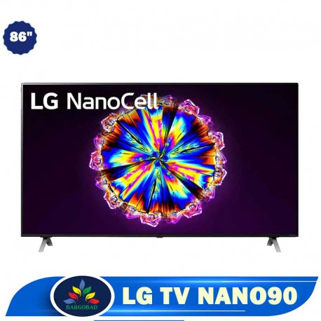 تصویر اصلی تلویزیون 86 اینچ ال جی NANO90