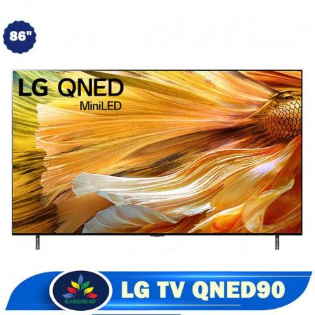 تلویزیون 86 اینچ ال جی QNED90