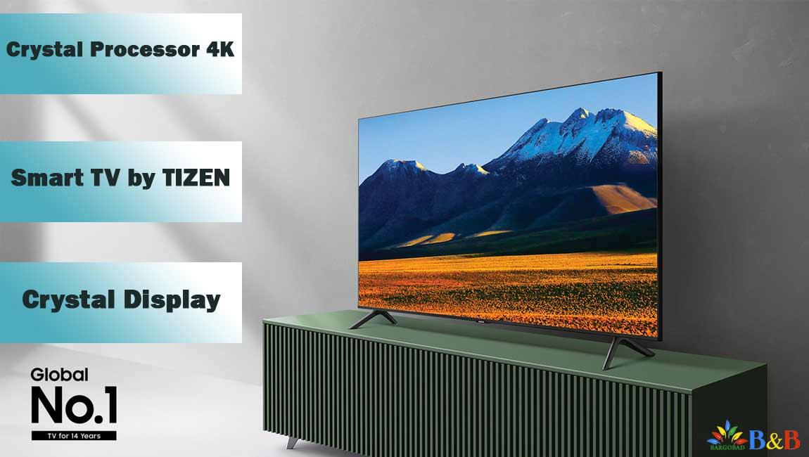 تلویزیون 86 اینچ سامسونگ TU9000