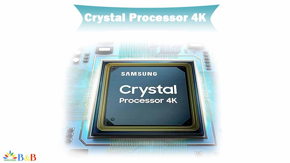 پردازنده تصویر تلویزیون AU9000